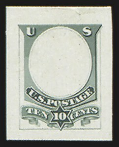 Sale Number 816, Lot Number 1683, Continental, American Bank Note Co. Essays10c Green, Die Essay on India, No Horizontal Lines (209-E1), 10c Green, Die Essay on India, No Horizontal Lines (209-E1)