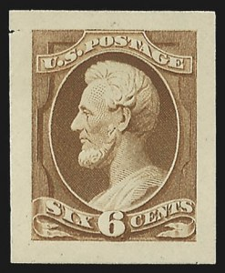 Sale Number 816, Lot Number 1720, Bank Note Panama-Pacific Small Die Proofs6c Rose, Panama-Pacific Small Die Proof on Wove (208P2a), 6c Rose, Panama-Pacific Small Die Proof on Wove (208P2a)