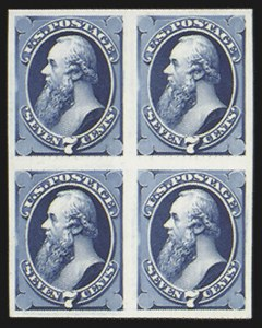 Sale Number 816, Lot Number 1742, Bank Note Plate Proofs (section c)3c-90cm 1873-75 Designs, Atlanta Trial Color Proofs (158TC/166TC), 3c-90cm 1873-75 Designs, Atlanta Trial Color Proofs (158TC/166TC)