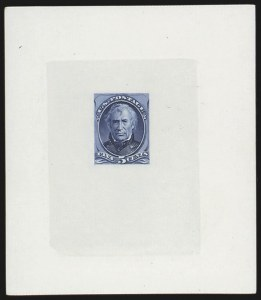 Sale Number 816, Lot Number 1746, Bank Note Plate Proofs (section c)5c Taylor, Plate Proofs, Trial Color Proofs (179TC1/185P4), 5c Taylor, Plate Proofs, Trial Color Proofs (179TC1/185P4)