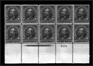 Sale Number 818, Lot Number 1279, Confederate States, Possessions1901, 6c Lake (221), 1901, 6c Lake (221)