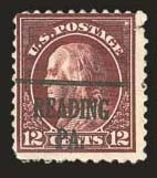 Sale Number 824, Lot Number 325, Washington-Franklin Issues12c Claret Brown, Perf 10 at Bottom (512b), 12c Claret Brown, Perf 10 at Bottom (512b)