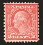 Sale Number 824, Lot Number 331, Washington-Franklin Issues2c Carmine Rose, Ty. II, Rotary (539), 2c Carmine Rose, Ty. II, Rotary (539)