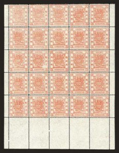 Sale Number 824, Lot Number 475, General Foreign1878, 3ca Brown Red, Setting I (2), 1878, 3ca Brown Red, Setting I (2)