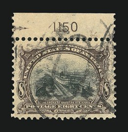 Sale Number 833, Lot Number 1096, Pan-American Issue8c Pan-American (298), 8c Pan-American (298)