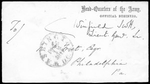Sale Number 834, Lot Number 101, Civil War Autographs and Historical LettersWinfield Scott, Winfield Scott