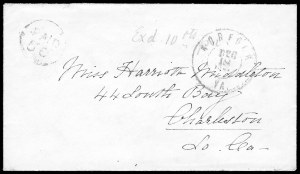 Sale Number 834, Lot Number 1383, Flag-of-Truce MailNorfolk Va. Dec. 18, 1861, Norfolk Va. Dec. 18, 1861