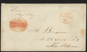Sale Number 834, Lot Number 169, Waterway and Ship MarkingsS.B. Mary Foley, S.B. Mary Foley