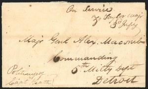 Sale Number 834, Lot Number 34, Presidential Autographs and Free FranksZachary Taylor, Zachary Taylor