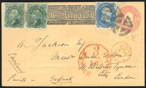 Sale Number 834, Lot Number 346, 1861-66 Issue (67 to 69)10c Yellow Green (68), 10c Yellow Green (68)