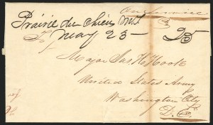 Sale Number 834, Lot Number 39, Presidential Autographs and Free FranksZachary Taylor, Zachary Taylor