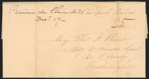 Sale Number 834, Lot Number 42, Presidential Autographs and Free FranksZachary Taylor, Zachary Taylor