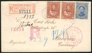 Sale Number 834, Lot Number 828, Hawaii1884, 10c Red Brown (44), 1884, 10c Red Brown (44)