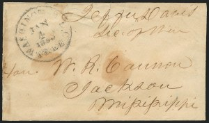 Sale Number 834, Lot Number 91, Civil War Autographs and Historical LettersJefferson Davis, Jefferson Davis