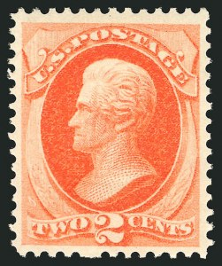 Sale Number 838, Lot Number 422, 1870-88 Bank Note Issues (Scott 178 - 190)2c Vermilion, With Grill (178c), 2c Vermilion, With Grill (178c)