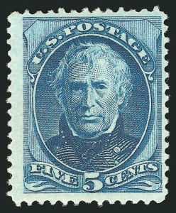 Sale Number 838, Lot Number 423, 1870-88 Bank Note Issues (Scott 178 - 190)5c Blue (179), 5c Blue (179)