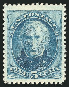 Sale Number 838, Lot Number 433, 1870-88 Bank Note Issues (Scott 178 - 190)5c Blue (185), 5c Blue (185)