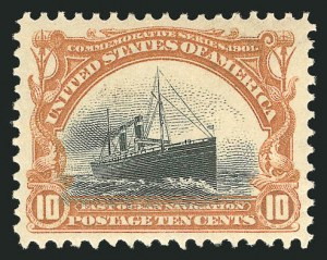 Sale Number 838, Lot Number 659, Pan-American Issue, including inverts1c-10c Pan-American (294-299), 1c-10c Pan-American (294-299)