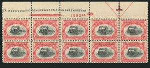 Sale Number 838, Lot Number 663, Pan-American Issue, including inverts2c Pan-American (295), 2c Pan-American (295)