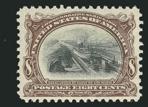 Sale Number 838, Lot Number 669, Pan-American Issue, including inverts8c Pan-American (298), 8c Pan-American (298)