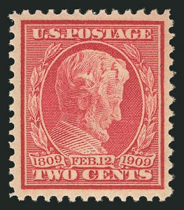 Sale Number 838, Lot Number 737, Washington-Franklin Issues (Bluish Papers)2c Lincoln, Bluish (369), 2c Lincoln, Bluish (369)