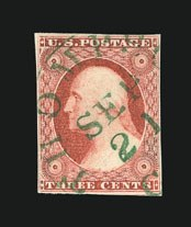 Sale Number 838, Lot Number 87, 3c 1851 Issue3c Dull Red (11), 3c Dull Red (11)