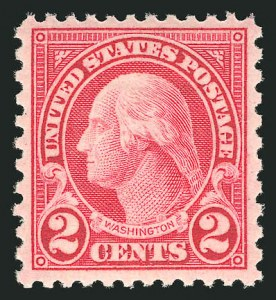 Sale Number 838, Lot Number 899, 1922 and Later Issues2c Carmine, Rotary (579), 2c Carmine, Rotary (579)