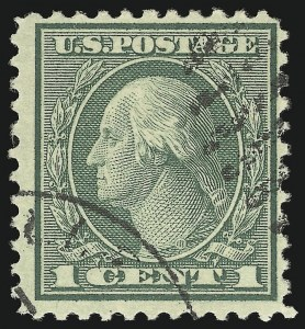 Sale Number 839, Lot Number 1763, 1916-23 Issues (Scott 544 to 550)1c Green, 2c Carmine Rose, Ty. III, Rotary (545, 546), 1c Green, 2c Carmine Rose, Ty. III, Rotary (545, 546)