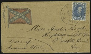 Sale Number 850, Lot Number 5882, General Issues on Patriotic Covers5c Blue, Stone 2 (4), 5c Blue, Stone 2 (4)
