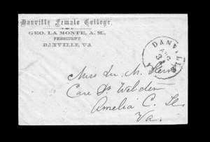 Sale Number 850, Lot Number 5901, College Covers (by state)Danville Va. Aug. 31, Danville Va. Aug. 31