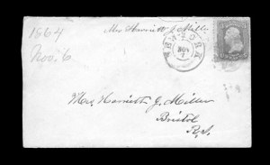 Sale Number 850, Lot Number 5967, Confederate PrisonersGovernor's Island, Governor's Island