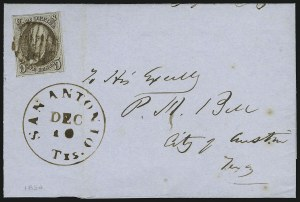 Sale Number 863, Lot Number 218, 1847 Issue On Cover5c Red Brown (1), 5c Red Brown (1)
