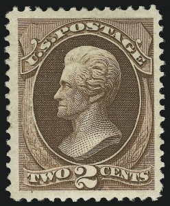 Sale Number 863, Lot Number 423, 1870-88 Bank Note Issues (Scott 134 to 144)2c Red Brown, Grill (135), 2c Red Brown, Grill (135)