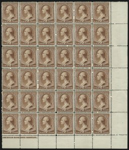 Sale Number 869, Lot Number 3157, 1870-88 Bank Note Issues (Scott 209-218)2c Pale Red Brown, Special Printing (211B), 2c Pale Red Brown, Special Printing (211B)