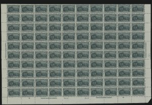Sale Number 869, Lot Number 3165, 1893 Columbian Issue15c Columbian (238), 15c Columbian (238)