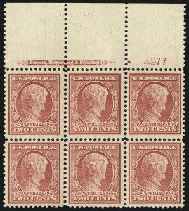 Sale Number 869, Lot Number 3207, 1908-10 Issue including Bluish Paper2c Lincoln, Bluish (369), 2c Lincoln, Bluish (369)