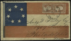 Sale Number 869, Lot Number 3336, Confederate States3c Dull Red, Ty. II (26), 3c Dull Red, Ty. II (26)