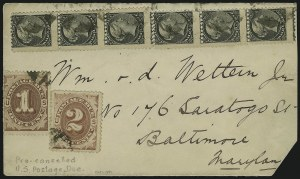 Sale Number 875, Lot Number 1123, Back-of-Book Issues1c, 2c Red Brown (J15, J16), 1c, 2c Red Brown (J15, J16)