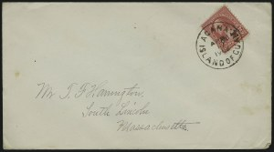 Sale Number 875, Lot Number 1234, Guam1899, 2c Red, Ty. IV (2), 1899, 2c Red, Ty. IV (2)
