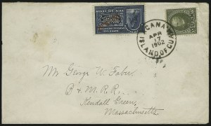 Sale Number 875, Lot Number 1248, Guam1899, 15c Olive Green (10), 1899, 15c Olive Green (10)