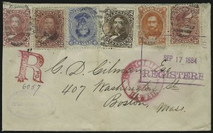 Sale Number 875, Lot Number 1249, Hawaii and Puerto RicoHAWAII, 1864, 2c Rose Vermilion (31), HAWAII, 1864, 2c Rose Vermilion (31)