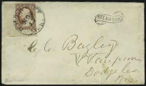 Sale Number 875, Lot Number 793, 3c 1851 Issue3c Dull Red (11), 3c Dull Red (11)