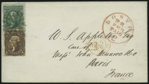 Sale Number 875, Lot Number 860, 1861-66 Issue (Scott 67 to 70)10c Yellow Green (68), 10c Yellow Green (68)