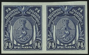 Sale Number 878, Lot Number 635, Cuba, Guam, Philippines1925, 2c-10p Regular Issue, Imperforate, 1925 Printing (340a-353a, E6a), 1925, 2c-10p Regular Issue, Imperforate, 1925 Printing (340a-353a, E6a)