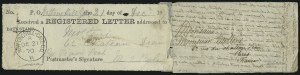Sale Number 878, Lot Number 652, Foreign CountriesPigeon Post from England to Paris, Pigeon Post from England to Paris