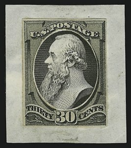 Sale Number 890, Lot Number 444, 1870 Issue 30c Stanton, Composite Essay (149-E4a), 30c Stanton, Composite Essay (149-E4a)