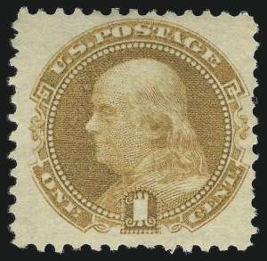 Sale Number 891, Lot Number 2512, 1869 Pictorial Issue1c Buff (112), 1c Buff (112)