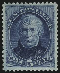 Sale Number 904, Lot Number 152, 1870-88 Bank Note Issues (Scott 179-218)5c Blue (185), 5c Blue (185)