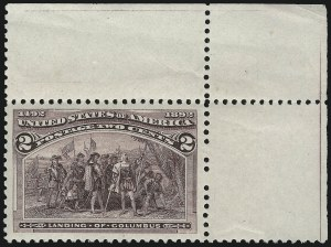 Sale Number 904, Lot Number 209, 1893 Columbian Issue2c Columbian (231), 2c Columbian (231)