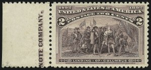Sale Number 904, Lot Number 212, 1893 Columbian Issue2c Columbian (231), 2c Columbian (231)